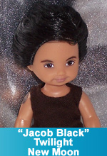 Jacob Black OOAK Tommy Doll Twilight New Moon by Torres Designs