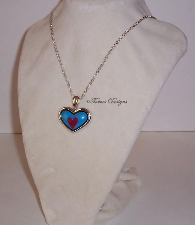 Zelda Heart Container Necklace: Heart Piece Container Pendant Necklace Legend Of Zelda