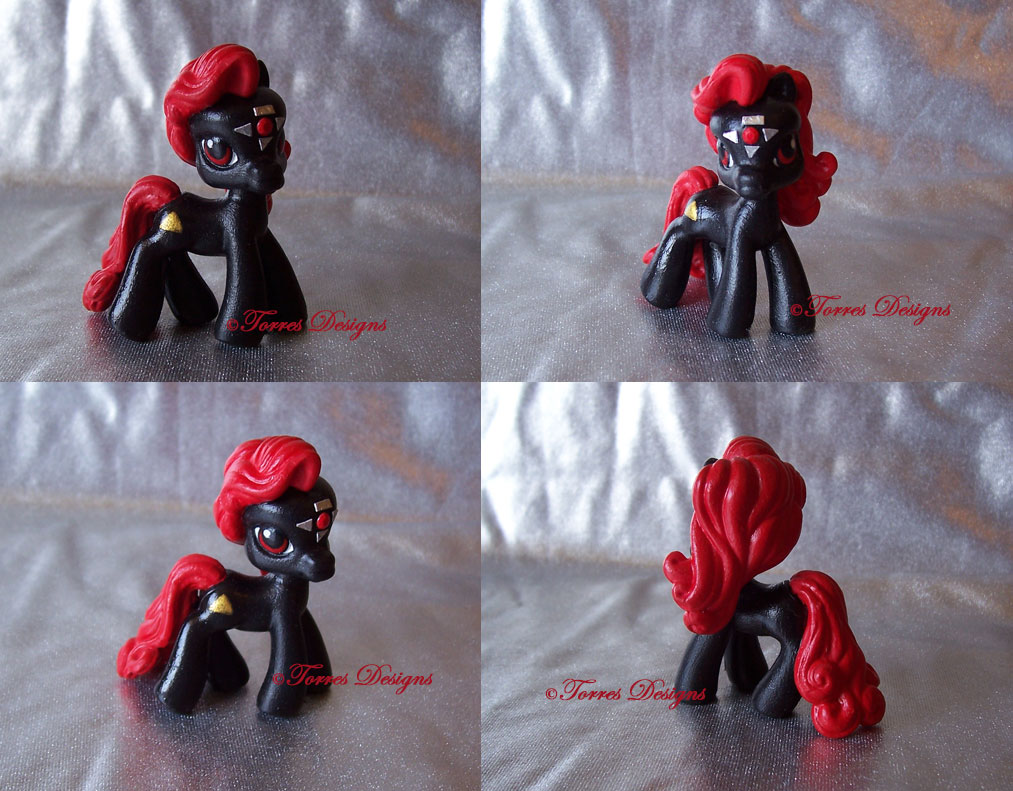 My Little Pony as Ganondorf's Black Horse #2 The Legend of Zelda – Ocarina of Time