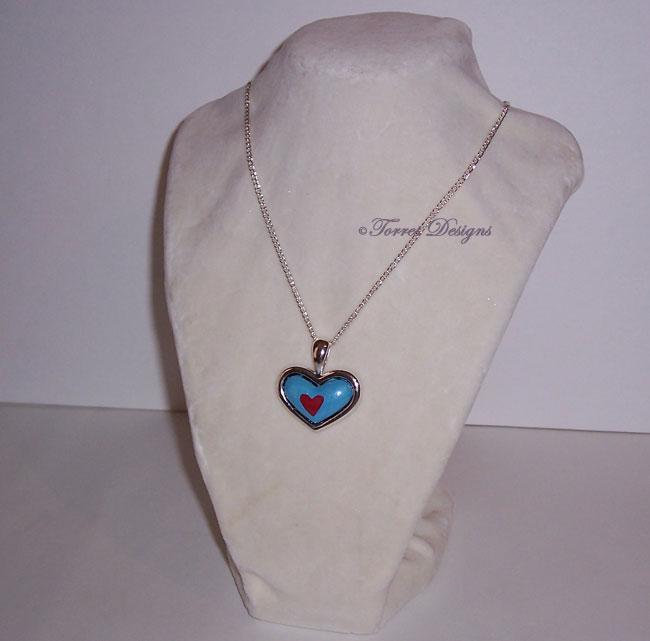 Zelda Heart Container Necklace: Heart Piece Pendant Necklace Legend Of Zelda Ocarina Of