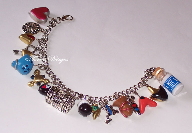 Legend of Zelda – Ocarina of Time Charm Bracelet #11