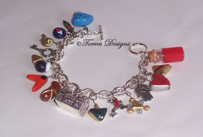 Legend of Zelda – Ocarina of Time Charm Bracelet #7