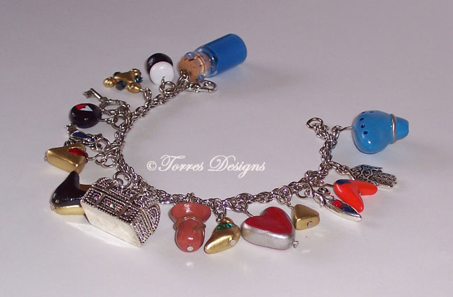 Legend of Zelda – Ocarina of Time Charm Bracelet #8