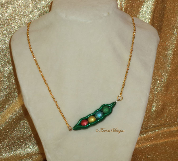 Magic Beans Pendant Necklace Legend of Zelda – OoT and Majora's Mask