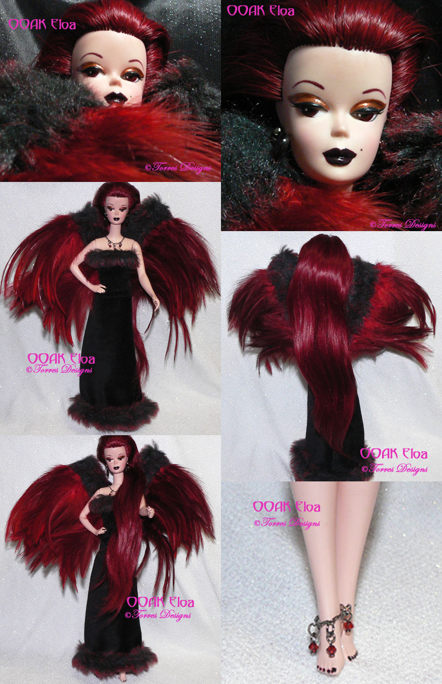 Eloa – Gothic Angel of Passion
